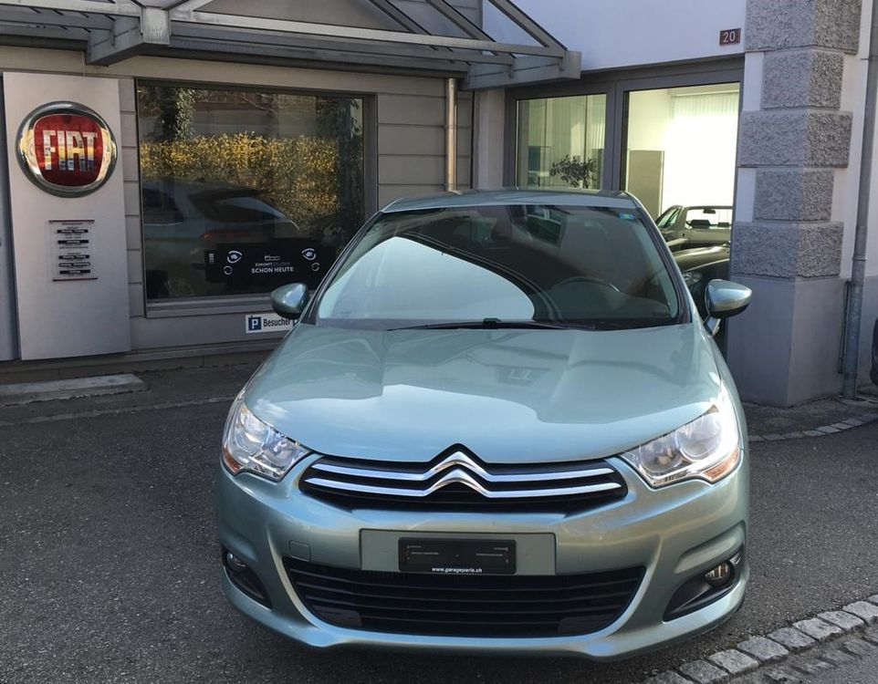 Citroen C4 Berline 1.6 THP Séduction EGS6