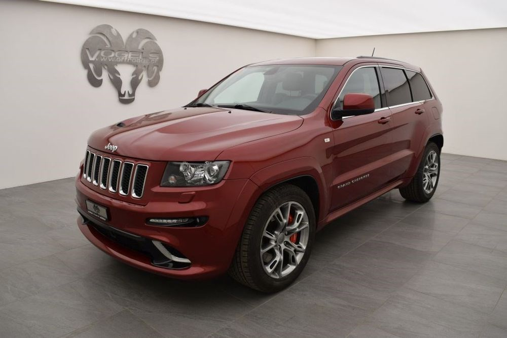 Jeep Grand Cherokee 6.4 SRT8