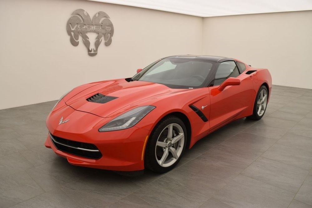 Chevrolet CORVETTE 6.2 Stingray Coupe