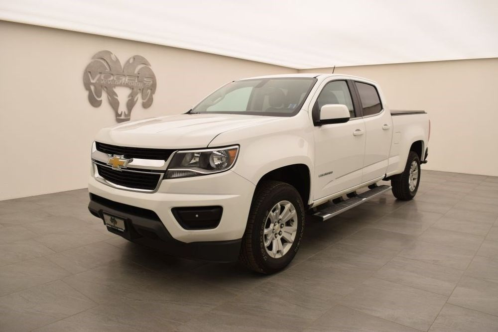 Chevrolet Colorado 3.6 V6 LT Crew Cab Long Box
