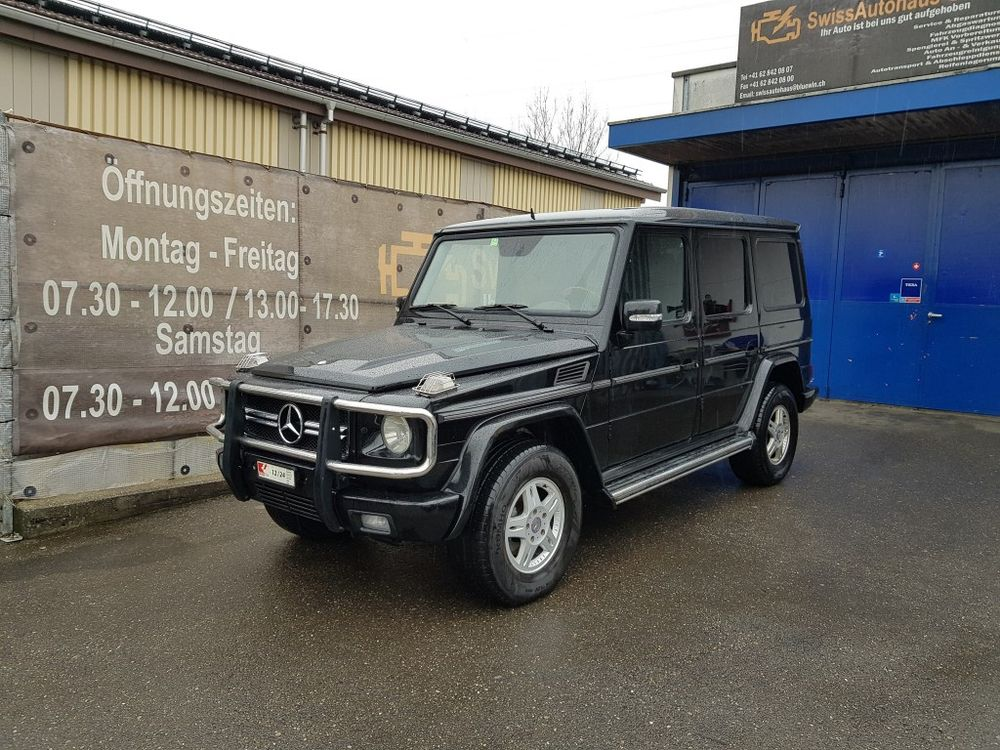 Mercedes-Benz G 400 CDI Automatic
