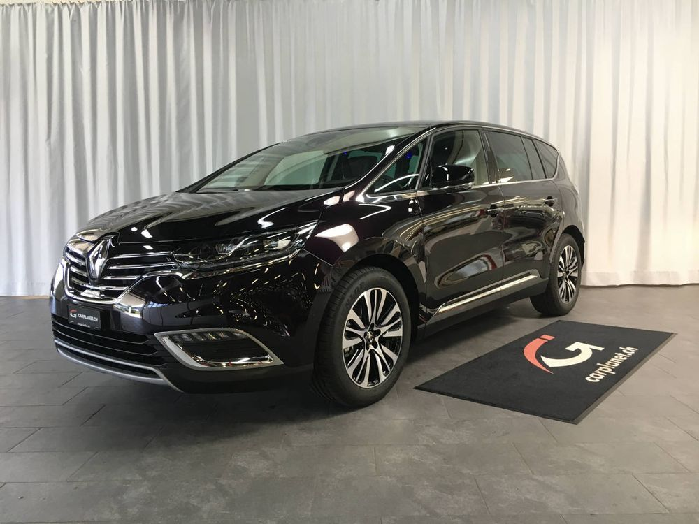 Renault Espace 1.8 TCe 225 Initiale ED