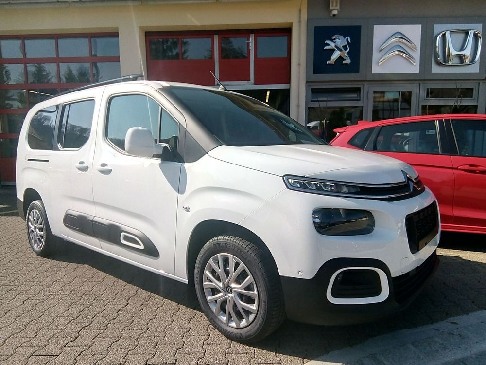 CITROEN Berlingo XL 1.5 BlueHDi 7 Plätze Feel EAT8