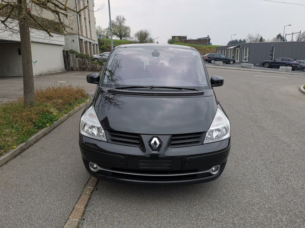 Renault Espace 2.0 Turbo Swiss Edition Automatic