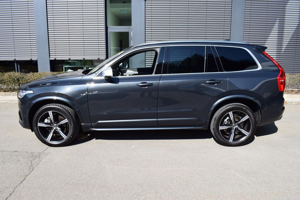 Volvo XC90 D5 AWD R-Design Geartronic
