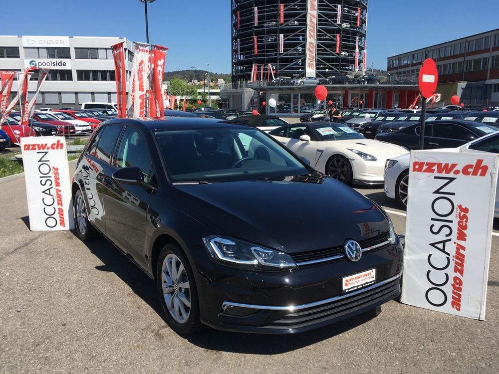 VW Golf 2.0 TDi Highline 4Motion DSG-Autom.