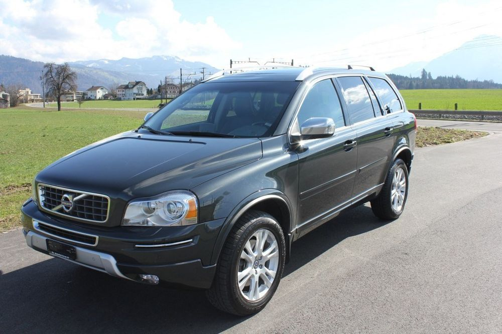 Volvo XC90 D5 AWD Executive Geartronic