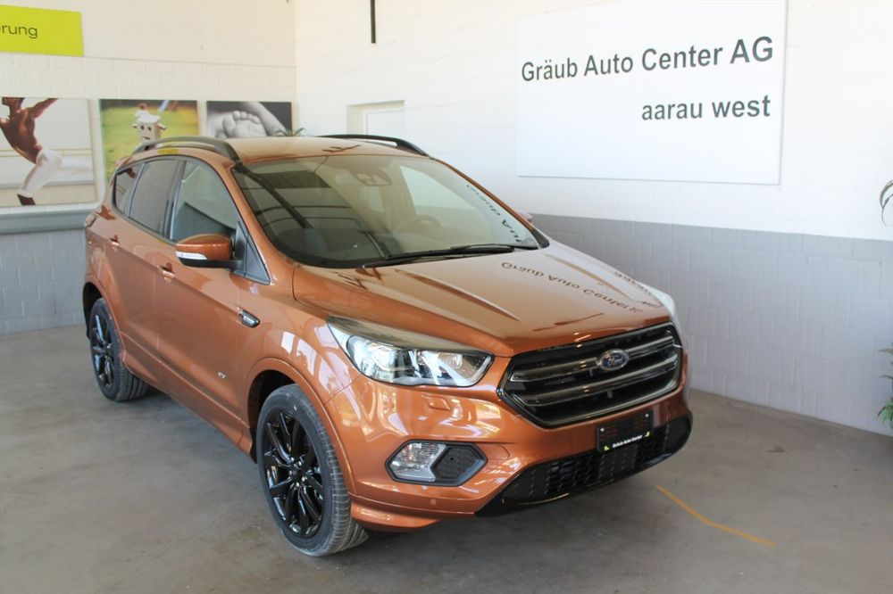 Ford Kuga 2.0 TDCi ST Line High 4WD PowerShi