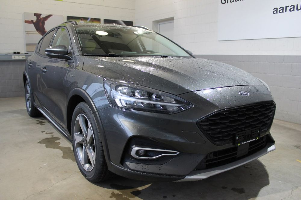 Ford Focus 1.5 TDCi Active Automatic