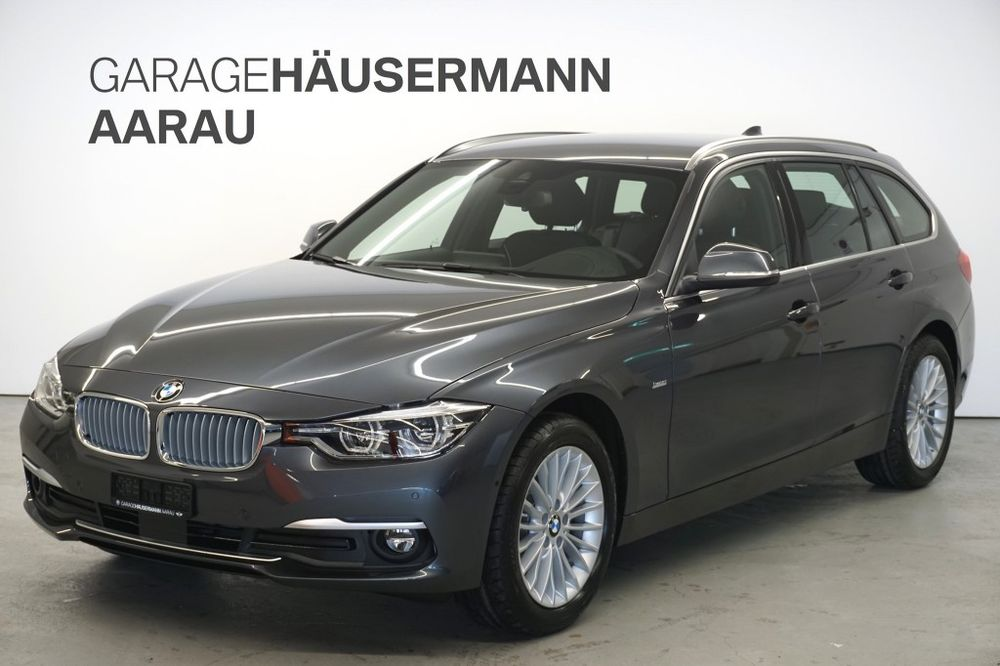 BMW 320d xDrive Touring Edition Luxury Line