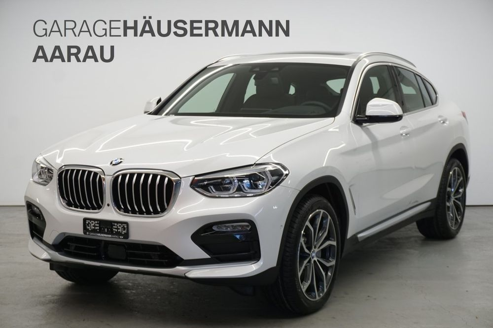 BMW X4 xDrive 25d xLine Steptronic