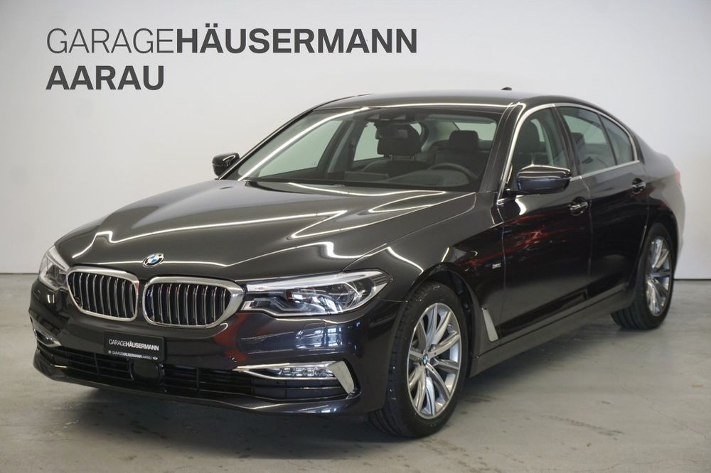 BMW 520d xDrive Luxury Line Steptronic