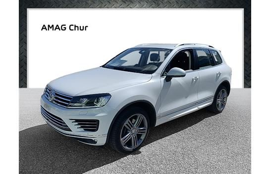 VW Touareg 3.0 TDI BlueMotion Technology T