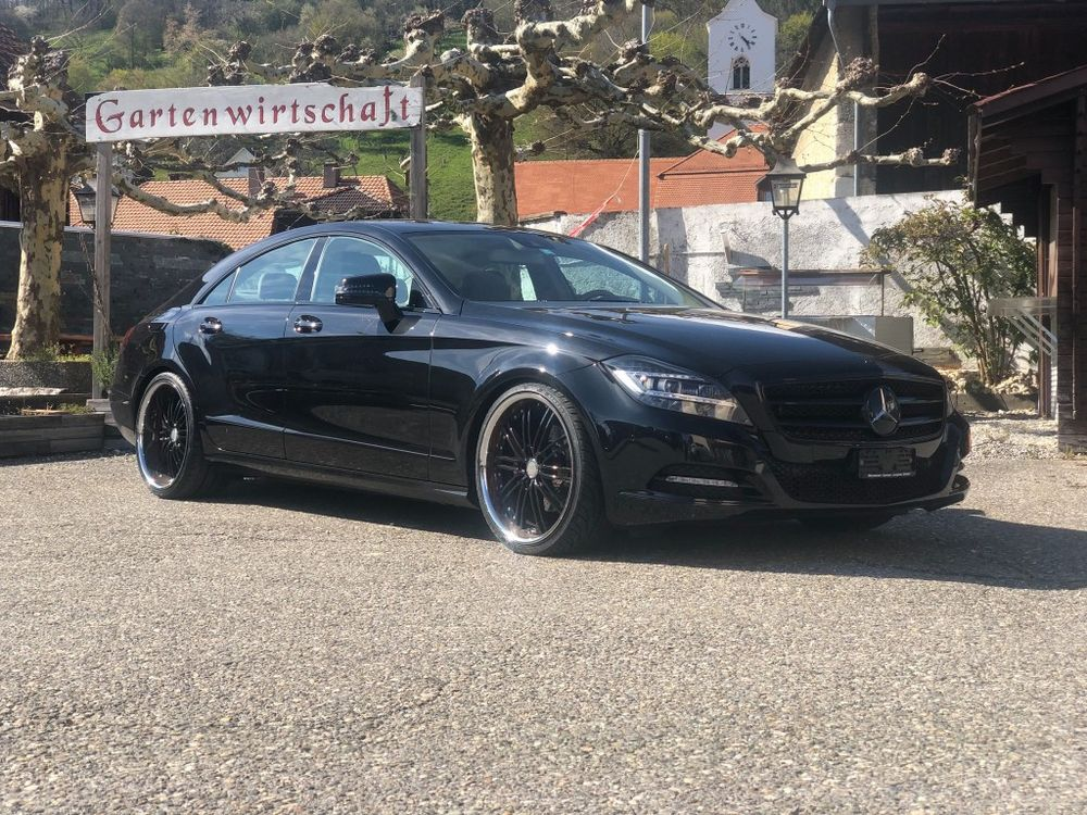 Mercedes-Benz CLS 350 CDI 7G-Tronic
