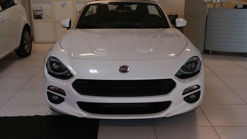 Fiat 124 Spider 1.4 140cv AT6 Lusso