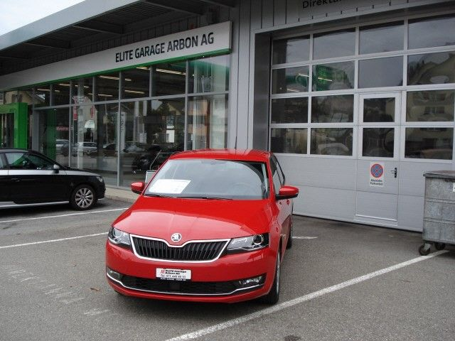 Skoda Rapid SB 1.0 TSI Ambition