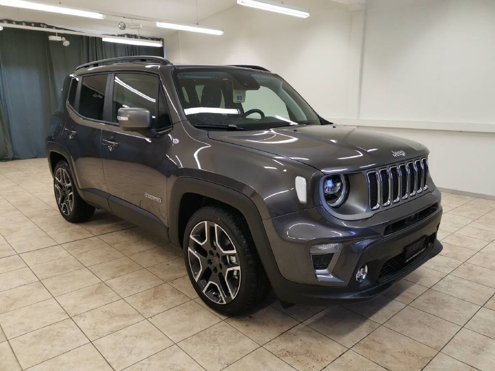 Jeep Renegade 1.3 Turbo Limited