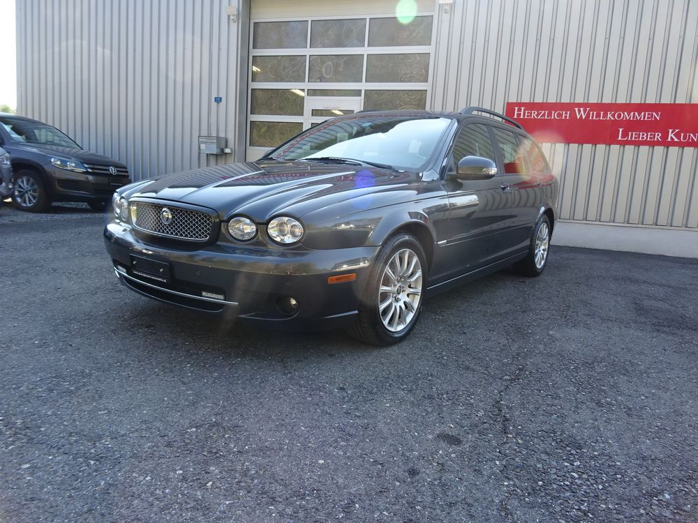 Jaguar X-Type Estate 3.0 V6 Traction4 Sovereig