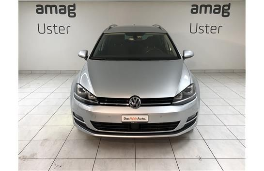 VW Golf Variant 2.0 TDI Cup 4Motion