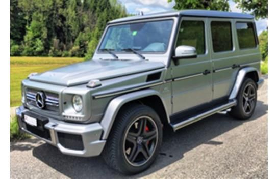 Mercedes-Benz G 65 AMG Automatic