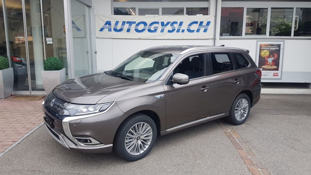 Mitsubishi Outlander PHEV 2.4 Diamond