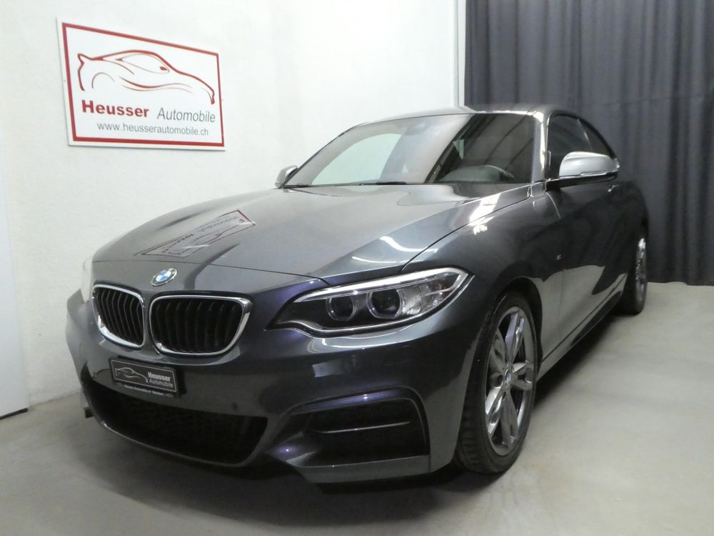 BMW M235i xDrive Steptronic - 326 PS