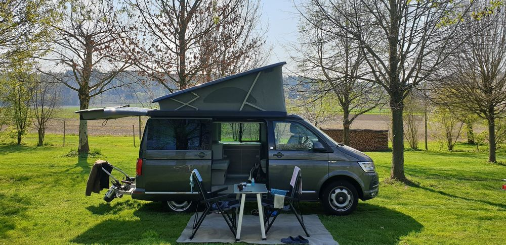 Volkswagen T6 California 4 Motion Ocean