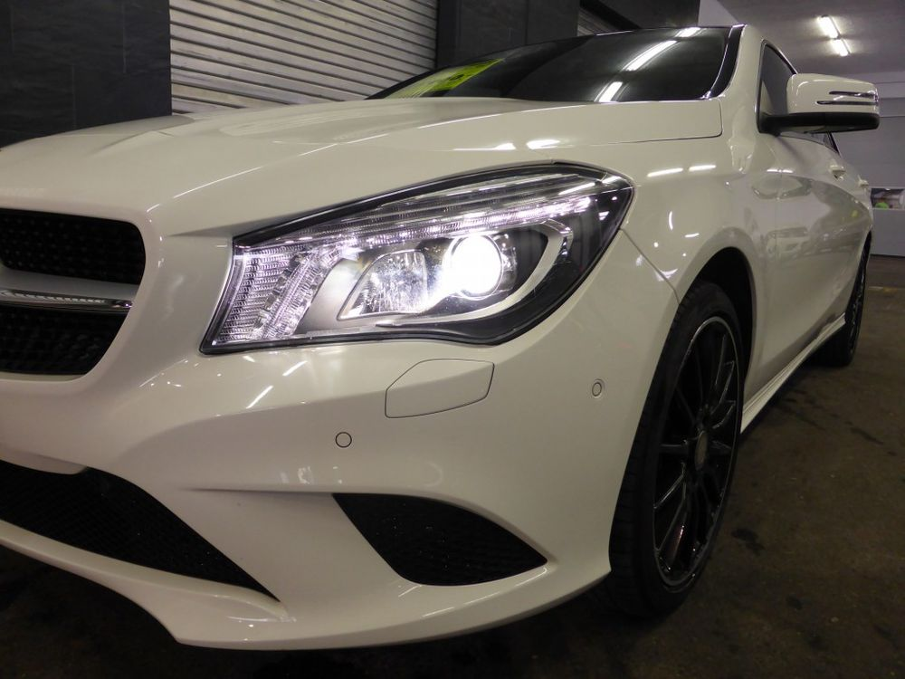 Mercedes-Benz CLA 250 Urban 7G-DCT 4Matic