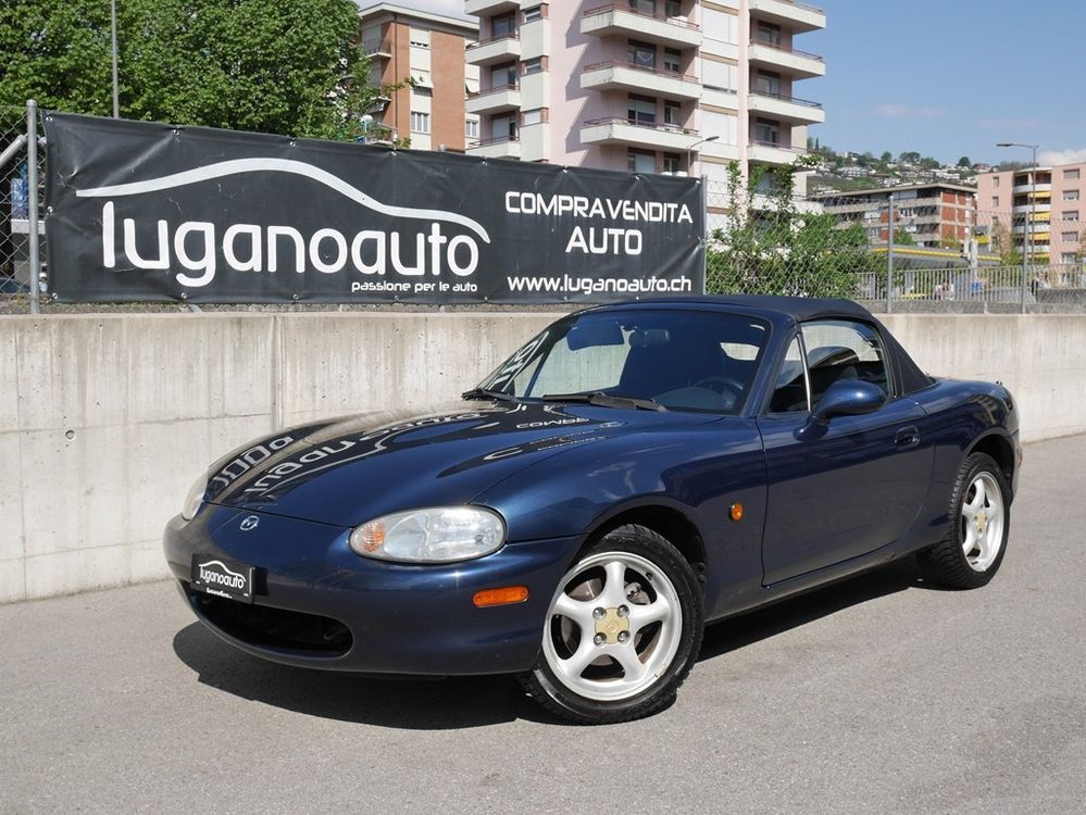 Mazda MX-5 1.6i-16 Youngster