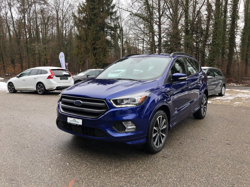 Ford Kuga 2.0 TDCi ST Line 4WD PowerShift