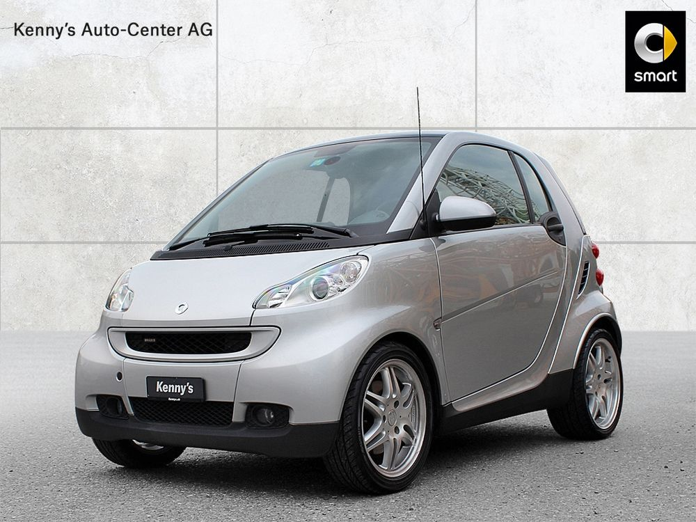 Smart Fortwo coupé Brabus 98PS softouch