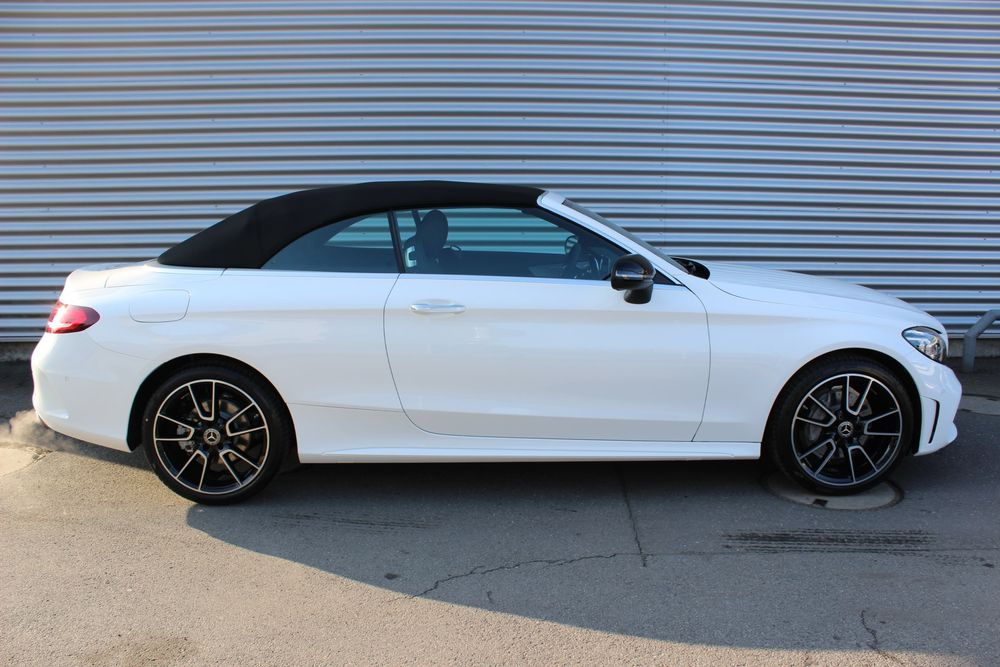 Mercedes-Benz C 200 AMG Line Cabriolet 4Matic 9G-Tron