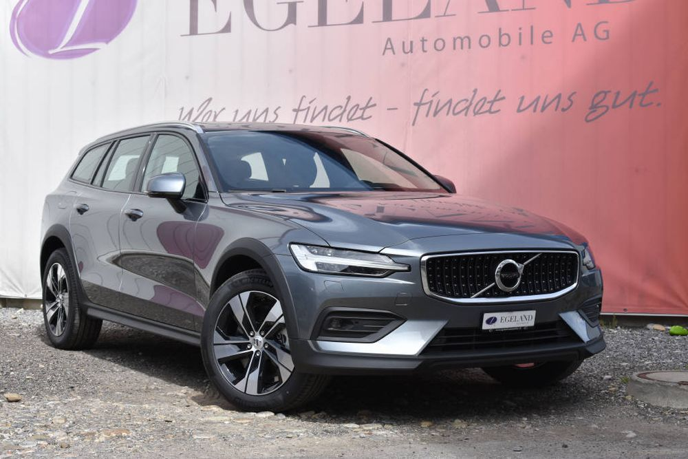 Volvo V60 Cross Country 2.0 D4 AWD