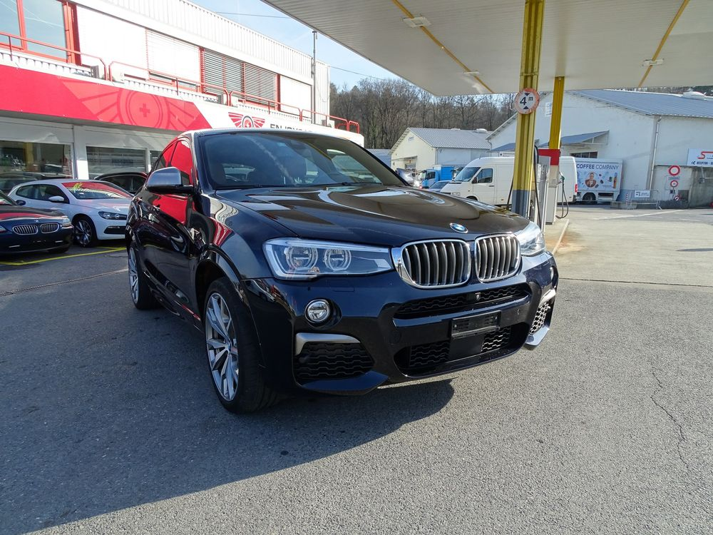BMW X4 M 40i Steptronic