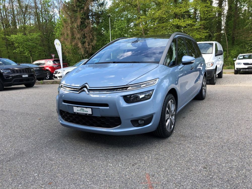 Citroen Grand C4 Picasso 1.6i 16V THP Exclusive