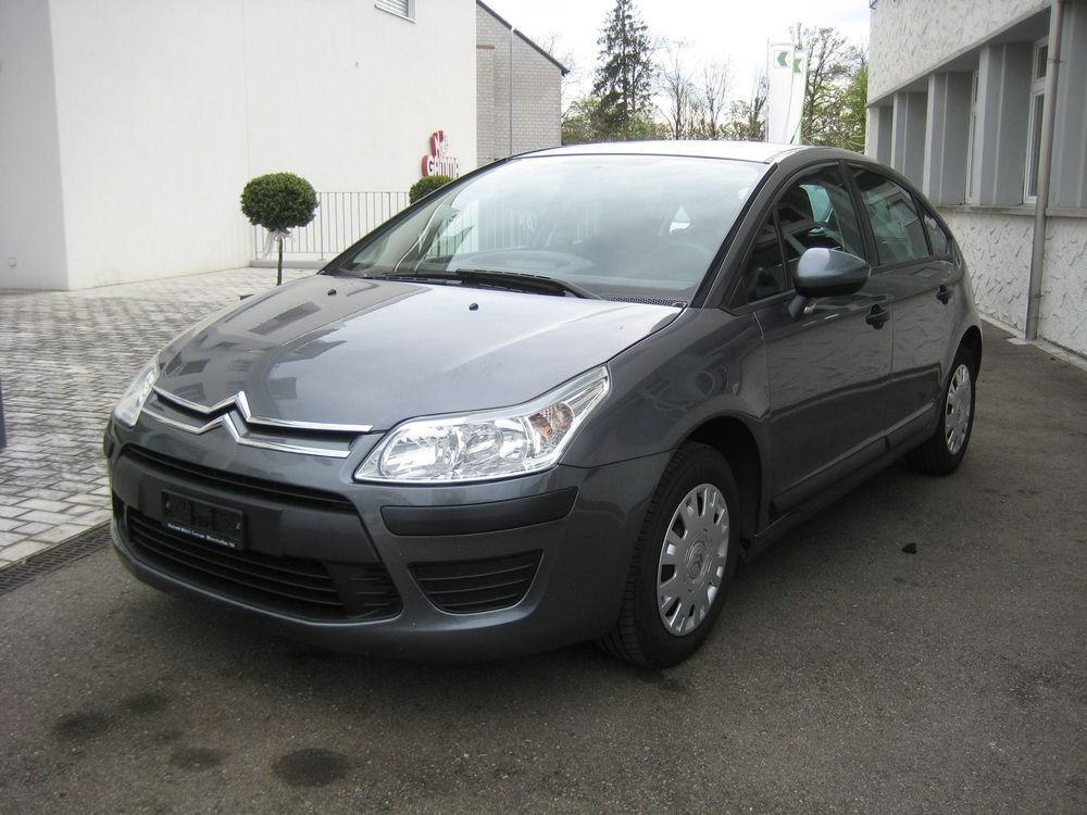 CITROEN C4 Berline 1.4i 16V Essentiel (X)