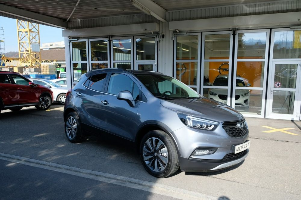 Opel Mokka X 1.4i 16V Turbo Excellence 2WD A