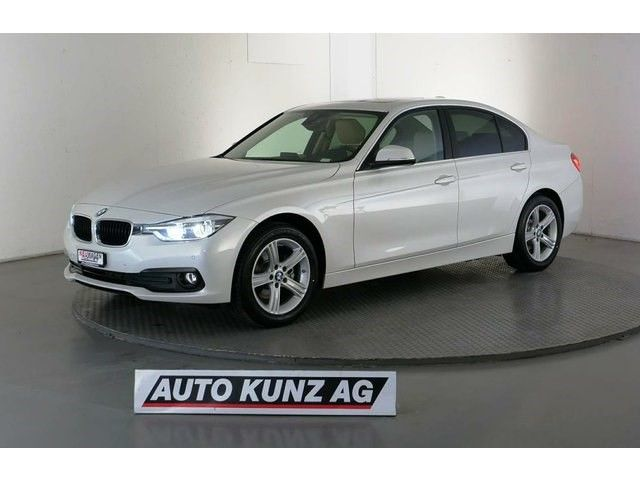 BMW 320 320d Automat 190PS Schiebedach, Led
