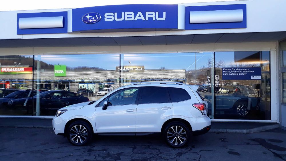Subaru Forester Station 2.0 XT Luxury