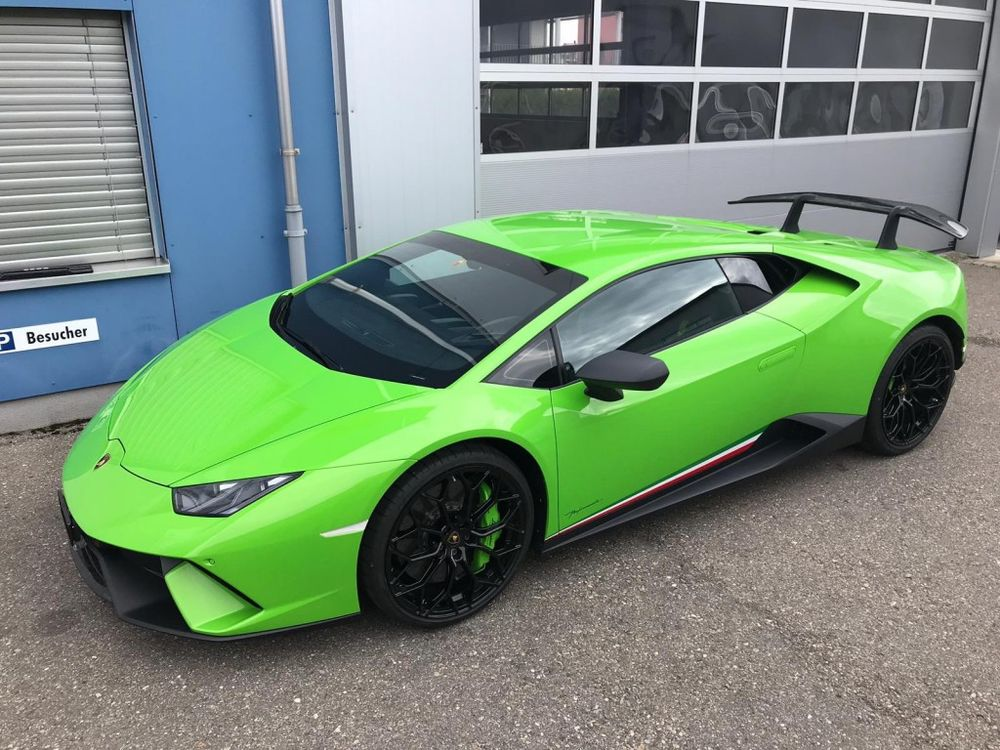 Lamborghini Huracan LP640-4 Coupé Performante DCT