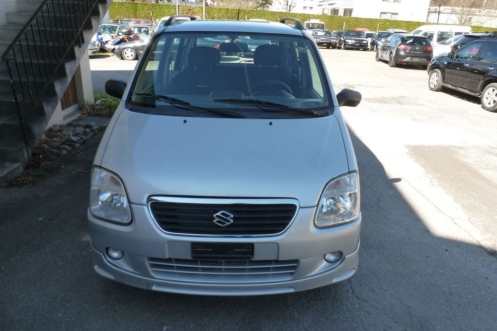SUZUKI Wagon R+ 1.3 (Special) Limited Edition