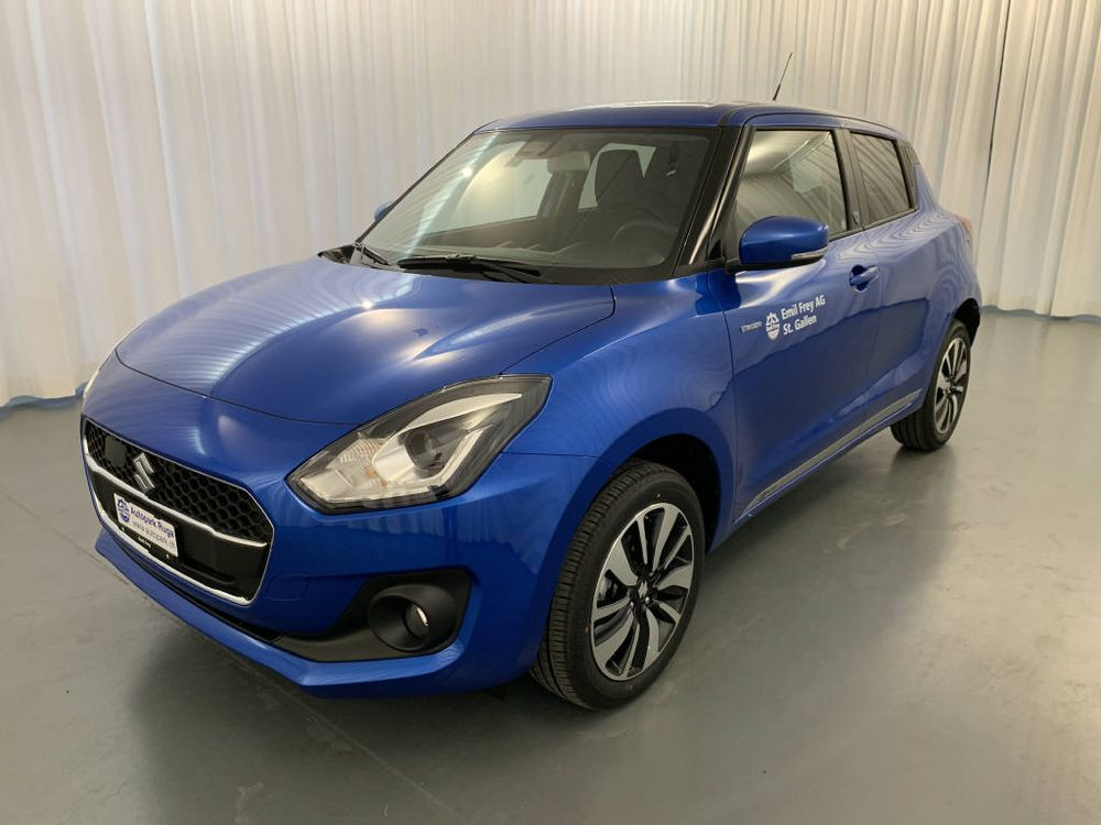 Suzuki Swift 1.2 Tradizio Top Hybrid 4x4