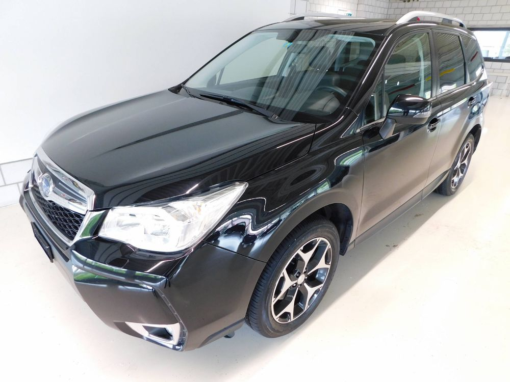 Subaru Forester Station 2.0 D Luxury
