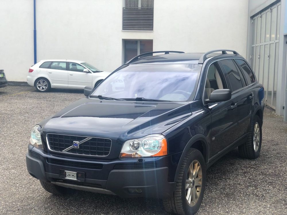 Volvo XC90 D5 AWD Geartronic