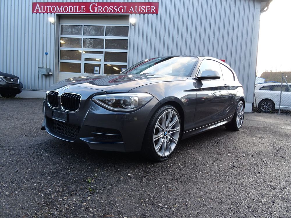 BMW M135i xDrive Steptronic