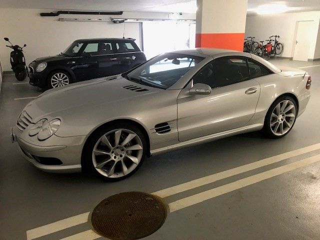 Mercedes-Benz SL 55 AMG Automatic 500 PS Lorinser