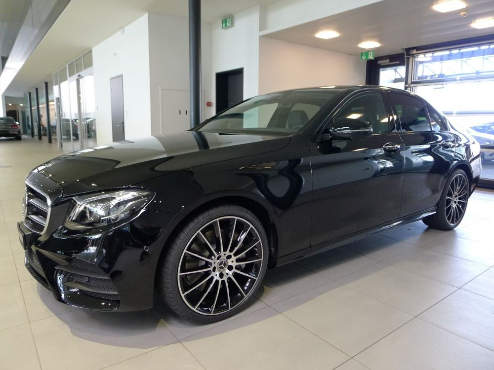 Mercedes-Benz E 450 AMG Line 4Matic 9G-Tronic
