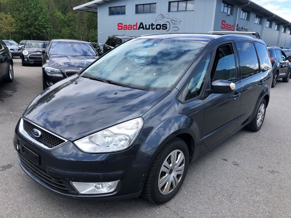 Ford Galaxy 2.0 TDCi Carving