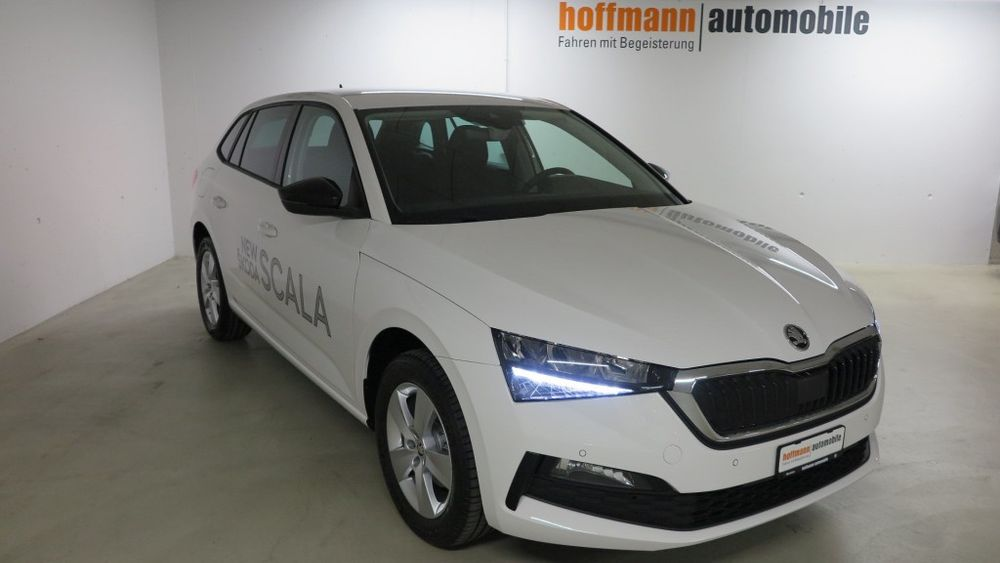 Skoda Scala 1.5 TSI ACT Ambition DSG
