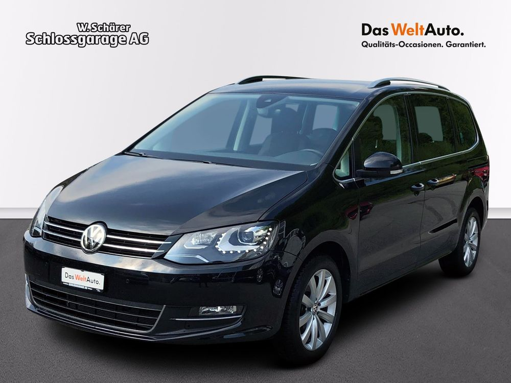 VW Sharan 2.0 TDI BMT Highline 4Motion DSG